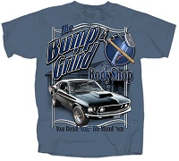 Bump & Grind Bodyshop shirt