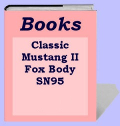 Ford Mustang Books